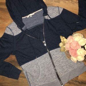 Victoria Secret | zip up hoodie